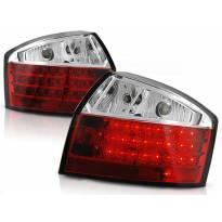 Комплект тунинг LED стопове за Audi A4 10.2000-10.2004 седан , ляв и десен