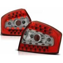 Комплект тунинг LED стопове за Audi A4 8E 10.2000-10.2004 седан , ляв и десен