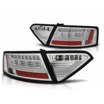 Комплект тунинг LED стопове за Audi A5 2007-06.2011 купе, версия без фабрични led стопове , ляв и десен