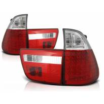 Комплект тунинг LED стопове за BMW X5 E53 09.1999-10.2003 , ляв и десен