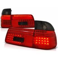 Комплект тунинг LED стопове за BMW E39 1997-08.2000 комби , ляв и десен