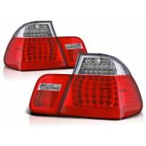 Комплект тунинг LED стопове за BMW E46 09.2001-03.2005 седан , ляв и десен