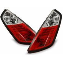 Комплект тунинг LED стопове за Fiat GRANDE PUNTO 09.2005-2009 3/5 врати, хечбек , ляв и десен