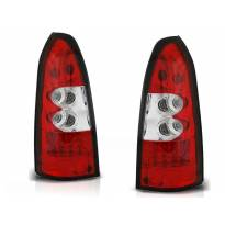 Комплект тунинг LED стопове за Opel ASTRA G 09.1997-02.2004 комби , ляв и десен