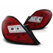 Комплект тунинг LED стопове за Opel CORSA D 04.2006- 5 врати, хечбек , ляв и десен