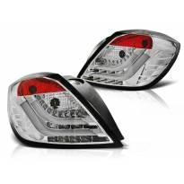 Комплект тунинг LED стопове за Opel ASTRA H 03.2004-2009 3 врати, GTC, хечбек , ляв и десен