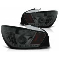 Комплект тунинг LED стопове за Seat IBIZA 6J 06.2008-2012 3 врати, хечбек , ляв и десен