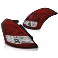Комплект тунинг LED стопове за Suzuki SWIFT IV 2010- , ляв и десен