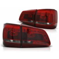 Комплект тунинг LED стопове за Volkswagen TOURAN 08.2010- , ляв и десен