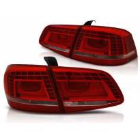 Комплект тунинг LED стопове за Volkswagen PASSAT B7 10.2010-10.2014 седан , ляв и десен