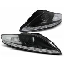 Комплект тунинг фарове с LED светлини за Ford MONDEO 07.2007-11.2010 , ляв и десен
