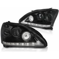 Комплект тунинг фарове за LEXUS RX 330 / 350 2003-2008 , ляв и десен