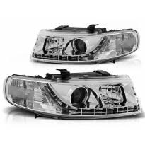 Комплект тунинг фарове за SEAT LEON / TOLEDO 04.1999-08.2004 , ляв и десен