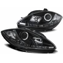 Комплект тунинг фарове за SEAT LEON ALTEA 2009-2013 , ляв и десен