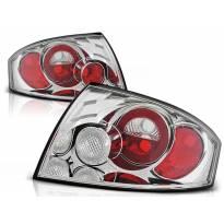 Комплект тунинг стопове за Audi TT 1999-2006 с хром основа , ляв и десен