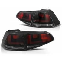 Комплект тунинг стопове за Volkswagen GOLF 7 07.2012- хечбек изцяло опушени , ляв и десен