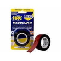 Двойно лепяща лента Max Power 25mm/1,5m акрилна