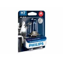 Халогенна крушка Phlips H7 Blue Vision Moto 12V, 55W, PX26d, 1 брой