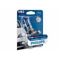 Халогенна крушка Philips HB3 White Vision 12V, 65W, P20D, 1 брой
