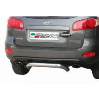 Заден протектор Misutonida за Hyundai Santa Fe 2006-2010