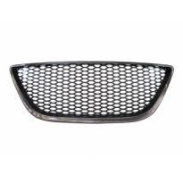 Черна решетка без емблема за Seat Ibiza 2008 =>