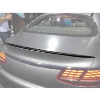 Карбонов спойлер за багажник Yellow Night Edition за Mercedes S класа Coupe C217 след 2014 година