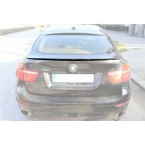 Спойлер за багажник тип M за BMW X6 E71 2007-2014