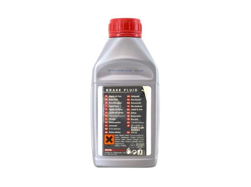 Спирачна течност MOTUL RBF 600 FACTORY LINE 0.500L - 2