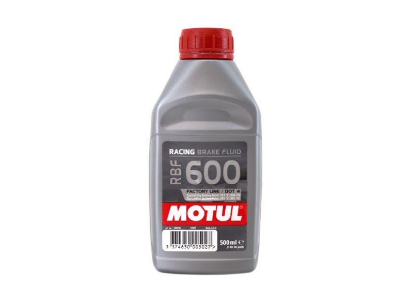 Спирачна течност MOTUL RBF 600 FACTORY LINE 0.500L - 1