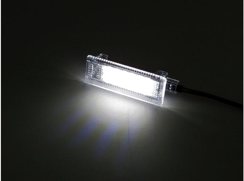 LED плафон за жабка за BMW E70,E71,E85,E86,F10,F11,E65,E66,E67,E68,F01,F02 - 4