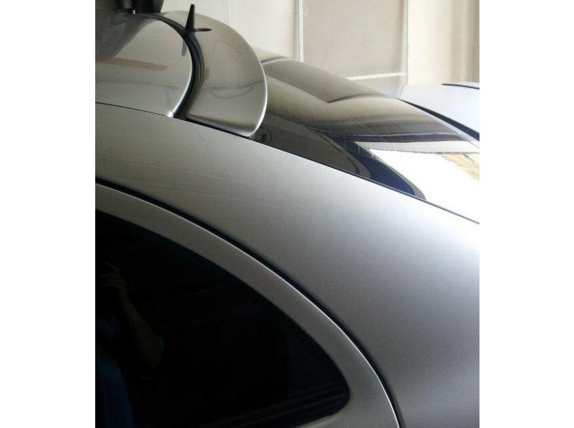 Сенник тип AMG за Mercedes E класа W211 2002-2006 с отвор за антена - 4