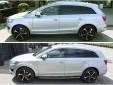 Алуминиеви степенки за Audi Q7 2005-2014 9