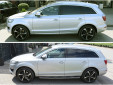 Степенки за джип Audi Q7 2005-2014 9