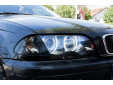 БЕЛИ CCFL ангелски очи аutopro за BMW серия 3 E46 седан/комби 1998-2005/E46 купе 1999-2002 4