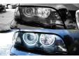 БЕЛИ CCFL ангелски очи аutopro за BMW серия 3 E46 седан/комби 1998-2005/E46 купе 1999-2002 3
