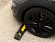 Гумен стопер Petex за паркиране 55х15х10см със светлоотразителна лента 4