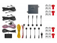 Парктроник система Valeo Beep&Park™ с дисплей с 8 черни датчика 2