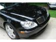Хром/черна решетка за Mercedes S класа W220 1998-2002 5
