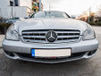Хром/сива решетка за Mercedes CLS класа W219 2004-2010 6