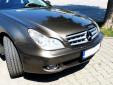 Хром/сива решетка за Mercedes CLS класа W219 2004-2010 5