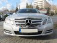 Хром/сива решетка тип AMG за Mercedes E класа W212 2009 => 4