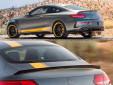 Спойлер за багажник за Mercedes C класа C205 купе след 2015 година 4