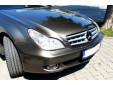 Хром/сива решетка за Mercedes CLS класа W219 2004-2008 4