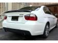 Спойлер за багажник тип М tech за BMW серия 3 Е90 2005-2011 7
