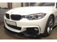 M performance спойлер за предна M броня за BMW серия 3 F30,F31 2011-2019 6
