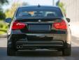 Дифузьор за задна M броня BMW серия 3 E90/E91 2008-2011 с единичен отвор/двоен накрайник -оо—- 4
