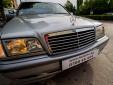 Хром/черна решетка за Mercedes C класа W202 1993-2000 11