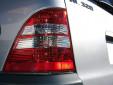 Тунинг LED стопове за Mercedes M клас W163 1998-2005 с бял мигач 4