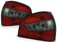 Комплект тунинг стопове за Audi A3 8L 08.1996-08.2000 3/5 врати, хечбек с червена и опушена основа , ляв и десен
