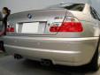 Лип спойлер за BMW серия 3 Е46 2 врати 1999-2006 8